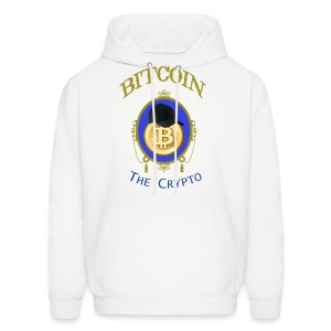 Bitcoin The Crypto Hoodie - Men's Hoodie