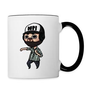 Nikon CUP! - Contrast Coffee Mug