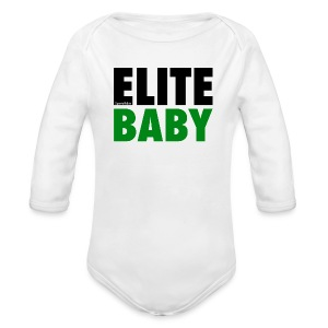 SportsPickle ELITE one-sie for Babies - Long Sleeve Baby Bodysuit