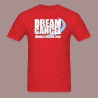 DreamCancel t-shirt non-slanted - Men's T-Shirt