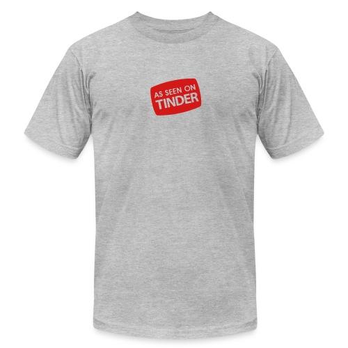 As Seen on Tinder - Men's Fine Jersey T-Shirt