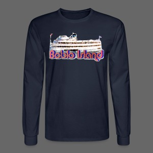 Boblo Island - Men's Long Sleeve T-Shirt
