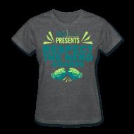 T-Shirts ~ Women's T-Shirt ~ Womens Grey RSM
