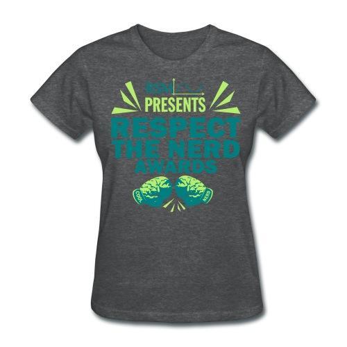 Womens Grey RSM  - Women's T-Shirt