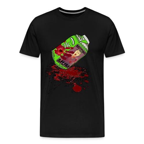 Missing - Me Mum - Men's Premium T-Shirt