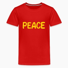 Peace Kids' Shirts
