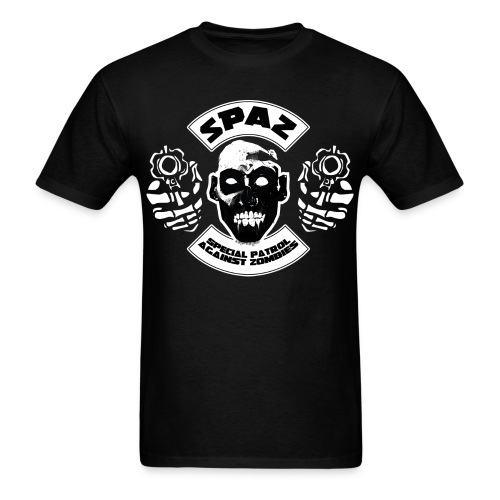 spaz.png - Men's T-Shirt