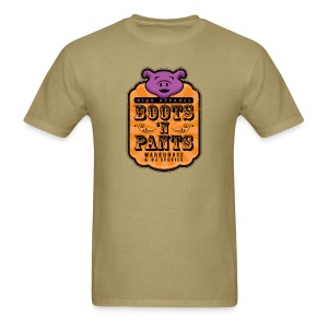 Boots 'n Pants Apparel - Men's T-Shirt