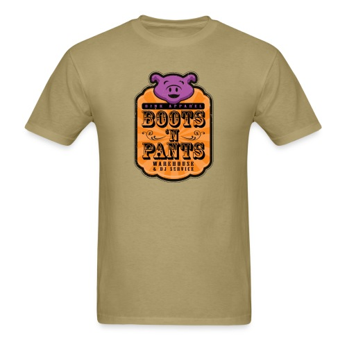 Boots 'n Pants Apparel - Men's T-Shirt