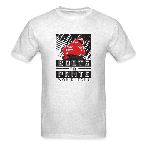 DJ Boots 'n Pants - Men's T-Shirt