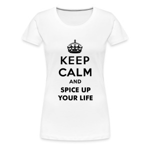 Spice Up You Life Tee - Women's Premium T-Shirt
