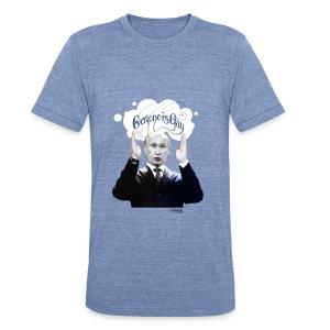 Putin: Everyone is Gay - Unisex Tri-Blend T-Shirt