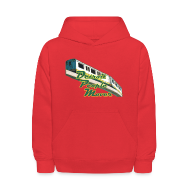 Sweatshirts ~ Kids' Hoodie ~ Detroit People Mover