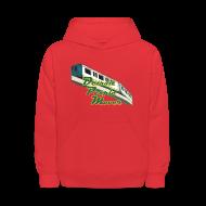 Sweatshirts ~ Kids' Hoodie ~ Detroit People Mover