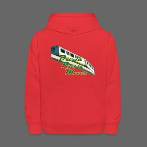 Detroit People Mover - Kids' Hoodie
