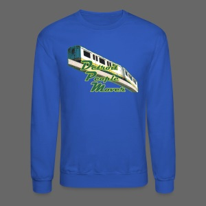 Detroit People Mover - Crewneck Sweatshirt