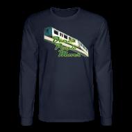 Long Sleeve Shirts ~ Men's Long Sleeve T-Shirt ~ Detroit People Mover