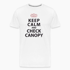 KEEP CALM AND CHECK CANOPY