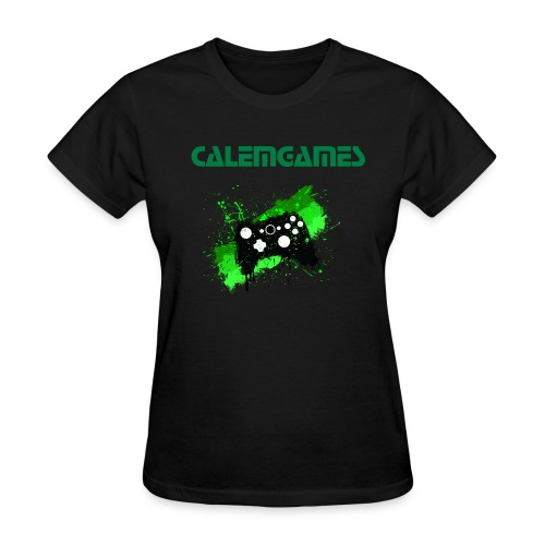 CalemGames Womans Tee - Women's T-Shirt