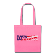 Bags & backpacks ~ Tote Bag ~ Detroit - Michigan Tote Bag