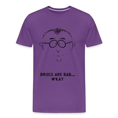 Mackie - Men's Premium T-Shirt