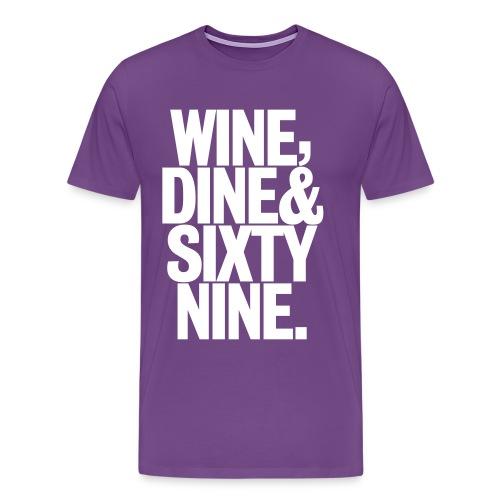 SixtyNine - Men's Premium T-Shirt