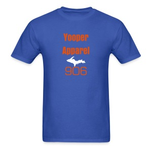 Yooper Apparel Team Shirt - Men's T-Shirt