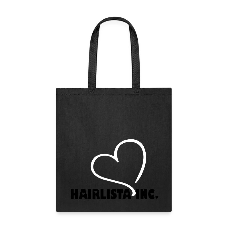 Heart Hairlista Inc.Tote - Pink - Tote Bag
