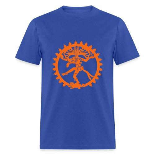 Dancing Shiva Tee - Men's T-Shirt
