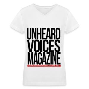 UV Women's V-Neck - Women's V-Neck T-Shirt