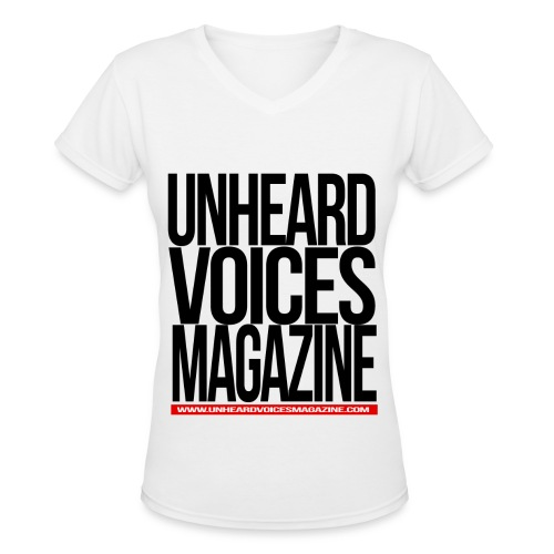 UV Women's V-Neck - Women's V-Neck T-Shirt