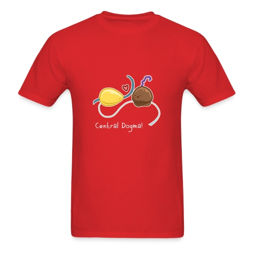 Central Dogma - Men's T-Shirt