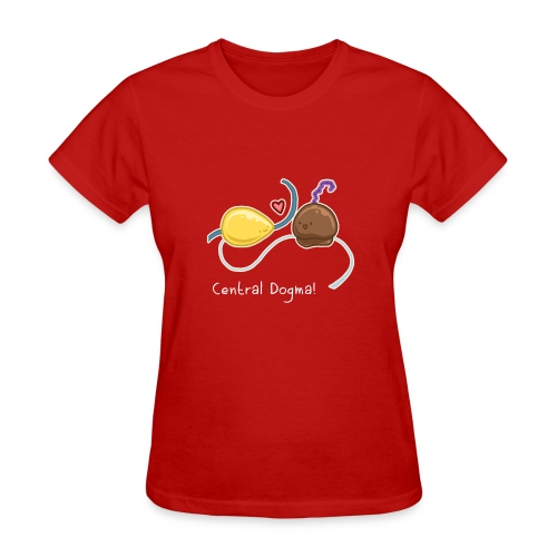 Central Dogma - Women's T-Shirt