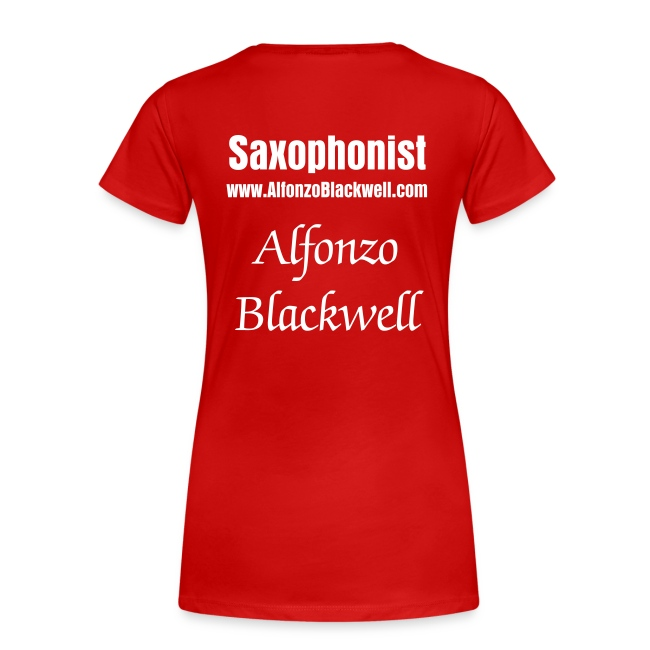 Alfonzo Blackwell women's Plus Size T-Shirt