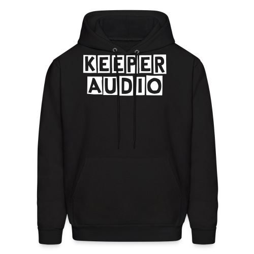 Keeper Audio  - Men's Hoodie