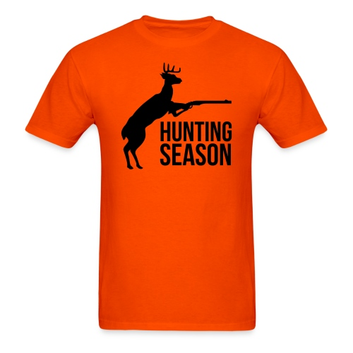 Hunting Season - Men's T-Shirt