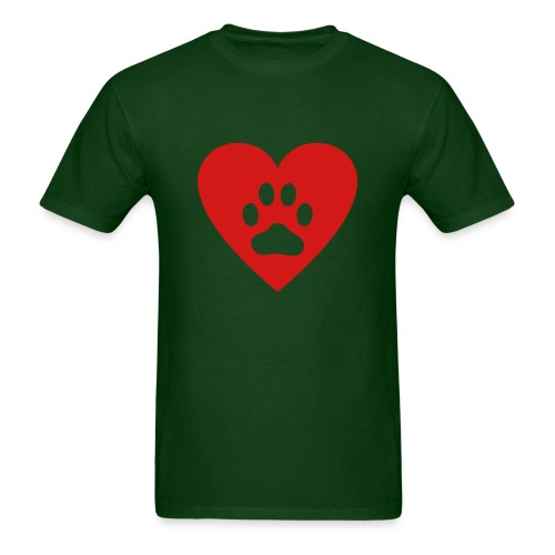 Puppy Love - Men's T-Shirt