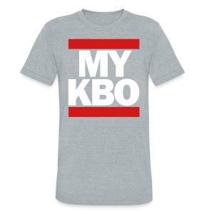 Run MyKBO (Tri-blend) - Unisex Tri-Blend T-Shirt