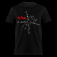 T-Shirts ~ Men's T-Shirt ~ XuGong Skeleton