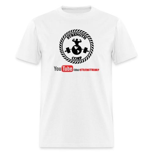 Official Strength Corp T-Shirt (Light Colors) - Men's T-Shirt