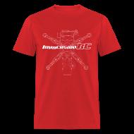 T-Shirts ~ Men's T-Shirt ~ Logo XuGong Red