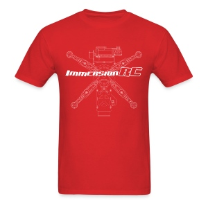 Logo XuGong Red - Men's T-Shirt