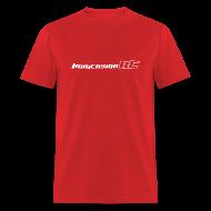 T-Shirts ~ Men's T-Shirt ~ Logo Red