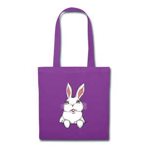 Easter Bags Easter Bunny Tote Bags Bunny Rabbit Ba - Tote Bag
