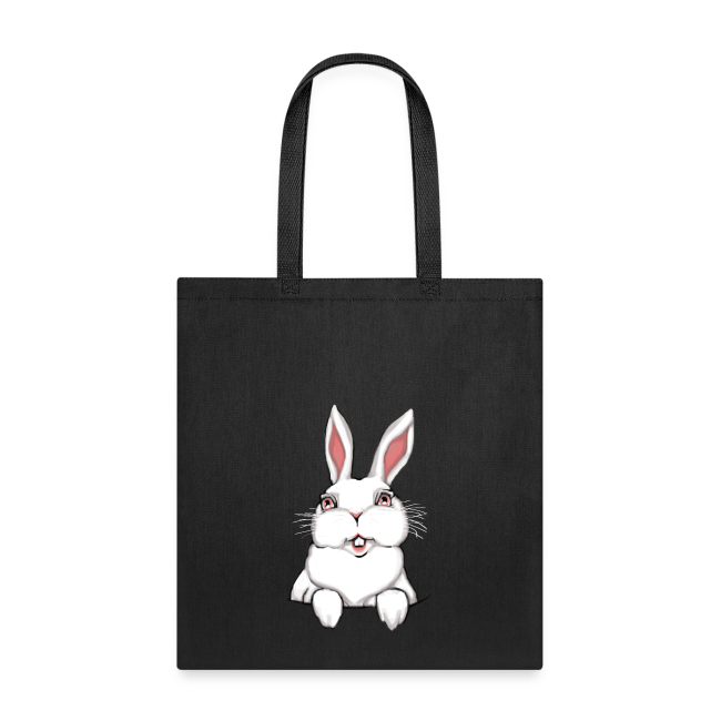 Souvenirs and gifts by kim hunter collection easter bags easter easter bags easter bunny tote bags bunny rabbit ba negle Gallery