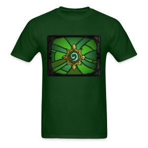 Green Hearthstone Shirt - Men's T-Shirt