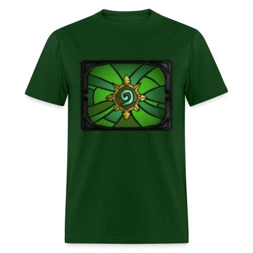 Green Hearthstone Shirt - Men's T-Shirt