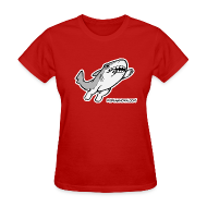 T-Shirts ~ Women's T-Shirt ~ Vonnie Leaping (Women's)