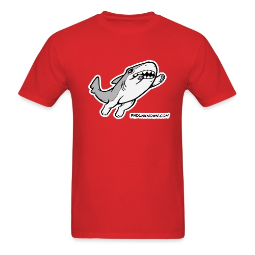 Vonnie Leaping - Men's T-Shirt