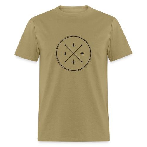 Big X Logo - Men's T-Shirt